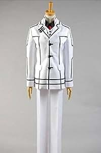 Relaxcos Vampire Knight Kuran Kaname Night Class Uniform Cosplay Costume