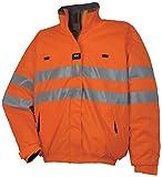 Helly Hansen Workwear Mens Motala Reversible High Visibility Jacket