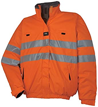 Helly Hansen Motala Reversible Jacket, En471 Orange, XS