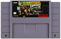 Donkey Kong Country 2 from Nintendo