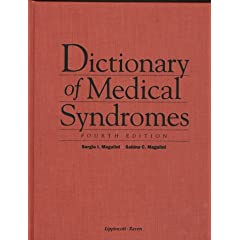Dictionary of Medical Syndromes