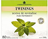 Twinings Pure Peppermint Tea 80bag