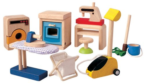 Plan Toys Dollhouse Furniture Canada