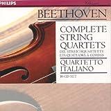 Beethoven : Quatuors à cordes / Quartetto Italiano (Coffret 10CD)