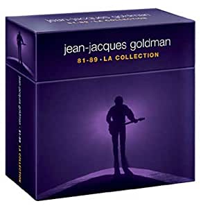 La Collection 81-89 (Coffret 6 CD)
