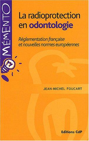 Livre la radioprotection en odontologie r glementation - Norme europeenne en 13241 1 ...