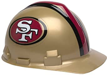Wincraft San Francisco 49ers Hard Hat by WinCraft