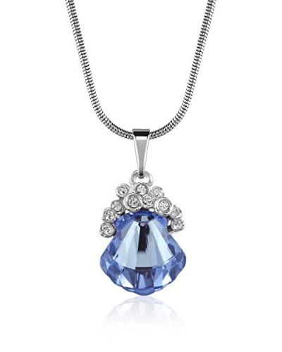 Absolute Crystals Conjunto de cadena y colgante Sea Shell Vinca