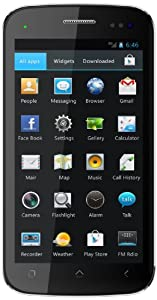 Mobistel Cynus T2 Smartphone (12,7 cm (5 Zoll) Touchscreen, 12 Megapixel Kamera, 4GB Speicher, Dual-SIM, Android 4.0) schwarz