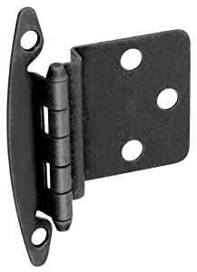 Stanley Hardware BB8197 StandaRD Non-Spring Cabinet Hinge in Oil Rubbed Bronze