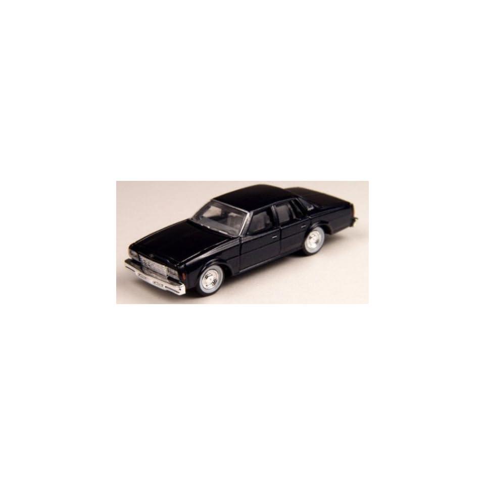 HO 1978 Chevy Impala Dark Blue