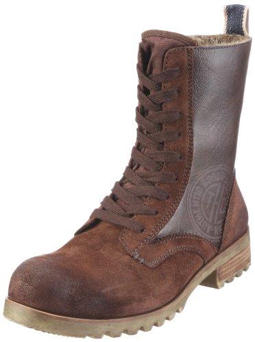 Hilfiger Denim Men's Ethan 1 Dark Brown Lace Up Boot Fm56812801 9 UK, 43 EU