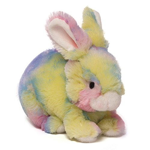 Gund Baby Gund Easter Soft Toy, Skiddles Splatter Color Patch Bunny front-825406