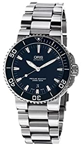 Oris Divers Gents Casual Watch 733-7653-4155MB