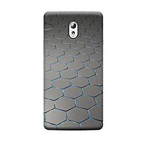 iShell Premium Printed Mobile Back Case Cover With Full protection For Lenovo Vibe P1M (Designer Case)
