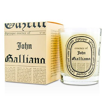 Scented Candle - Essecnce Of John Galliano per Donna 190g/6.5oz