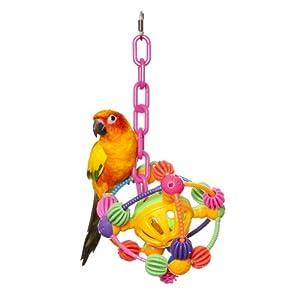 8 BEAKS original, handmade parrot toys est 2002