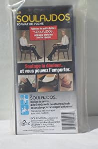 Back Relax Folding Footrest