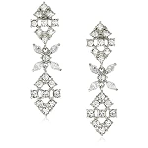 Nina Bridal Ashlyn Crystal Drop Earrings