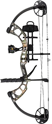 Bear Archery Cruzer Ready to Hunt Compound Bow Package 70lb RH A5CZ21007R (Archery Package compare prices)
