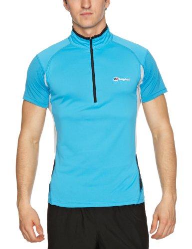 Berghaus Arg Cool Short Sleeve Zip Men's Baselayer