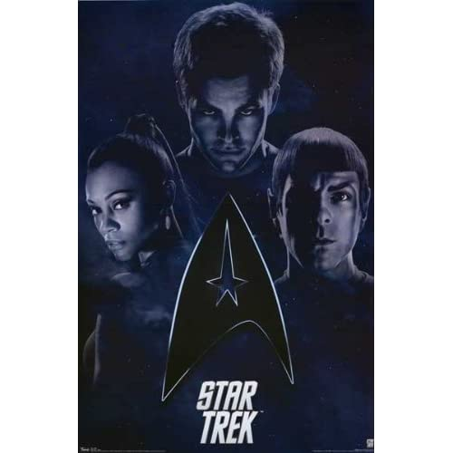 Star Trek XI - The Future Begins - Movie Poster