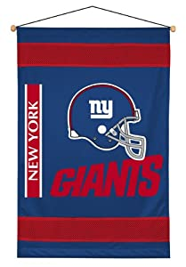 NFL New York Giants Sideline Wall Hanging by Sports Coverage