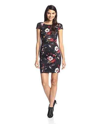 French Connection Women's Gardini Floral Dress