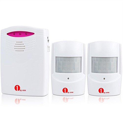 1byone-sirene-alarme-kit-detecteur-de-mouvement-1-recepteur-et-2-capteurs-distance-a-100-metres-alar