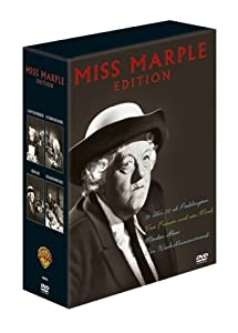 Miss Marple Box (4 DVDs)