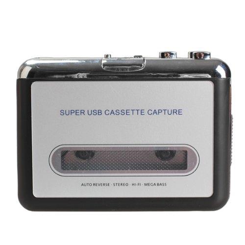 Vktech Tape to iPod/MP3 CD USB Cassette Capture Converter Au