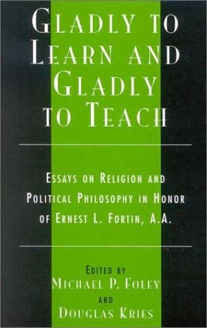 essays on religion and politics