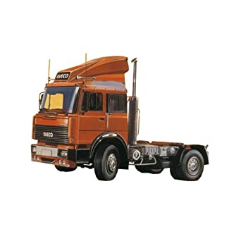 Amazon.com: Italeri IVECO 190.38 Special Model Kit: Toys & Games