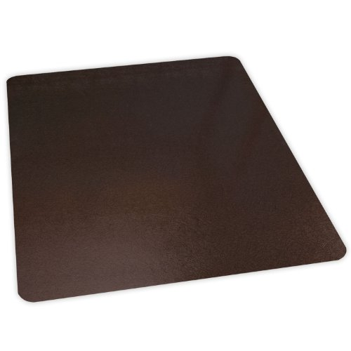 es robbins natural origin lipped vinyl chair mat for hard floor 45 by