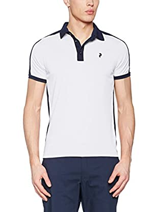 ZZZ-PEAK PERFORMANCE Polo G Panmore (Blanco)
