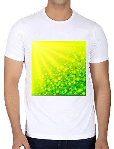 t-shirt-pour-homme-blanc-col-rond-taille-l-printemps-eclatant-soleil-imaginaire-by-wonderfuldreampic