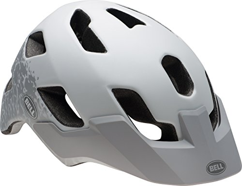 Bell-Stoker-Bike-Helmet-Matte-WhiteSilver-Braille-Medium