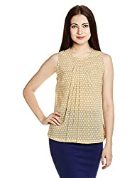 French Connection Women's Tunic Top (72FEX_Multi_Medium)