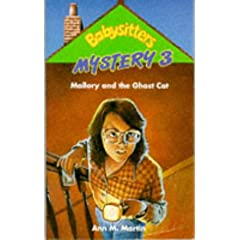 Mallory and the Ghost Cat (Babysitters Club Mysteries)