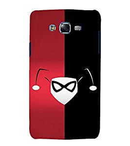 printtech Joker Gotham Harley Quinn Back Case Cover for Samsung Galaxy Grand Prime G530h