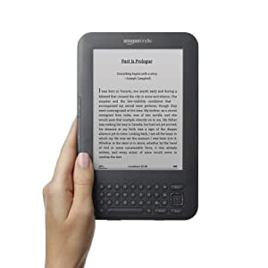 "Kindle Keyboard, Wi-Fi, 6"" E Ink Display"