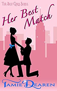 Her Best Match: A Romantic Comedy by Tamie Dearen ebook deal
