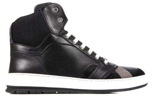 dior-chaussures-baskets-sneakers-hautes-homme-en-cuir-noir-eu-39-3sh041vkb