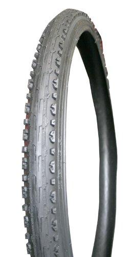 Durca Fahrradreifen MTB, schwarz, 26 x 1.75,