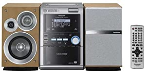 Panasonic SC-PM71SD MP3 SD Micro System with 5-CD to SD Recording