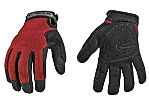 Youngstown Glove 04-3800-30-L Women's Garden Gloves, Large