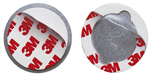 Smartwares Magnet Befestigung für Mini Rauchmelder, SW RMAG3