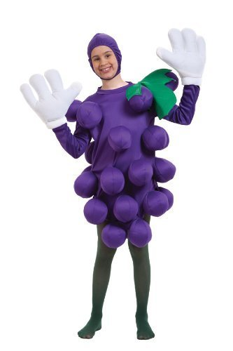 Purple Grapes Costume for Kids