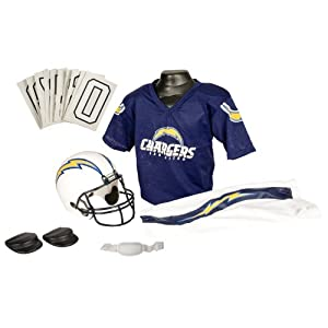 Franklin Sports NFL Deluxe Youth Uniform Set by Franklin