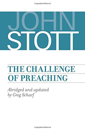 The Challenge of Preaching PDF